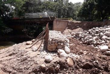 Obras en puente El Picón en Yopal avanzan pero falta