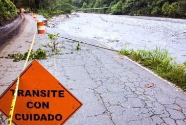 Restricción en la Vía El Morro-Yopal