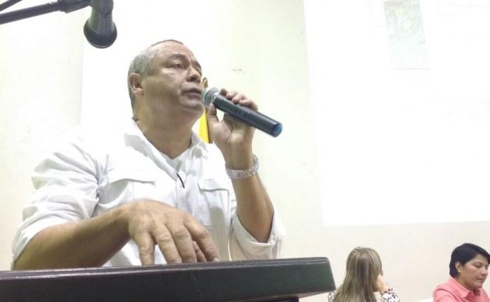 #EnAudio Servicio Geológico Colombiano participó en sesión del senado en Yopal