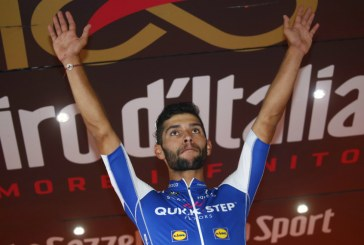 Fernando Gaviria rompe la historia: cuarto triunfo en el Giro de Italia
