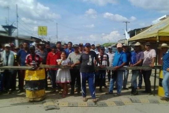 #EnAudio Juan Carlos Umoa Sánchez habla de bloqueos en Arauca en protesta por el sistema de salud