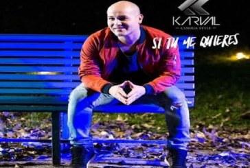 """Karval presentó en Violeta La Paz su más reciente sencillo """"Si tu me quieres"""""""