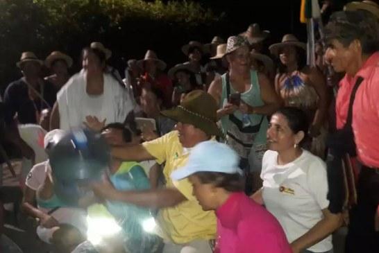 #EnAudio líderes sociales de La Unión citados por la Corregidora de Morichal