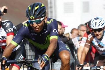 Nairo subió un puesto: ahora es sexto en el Giro de Italia