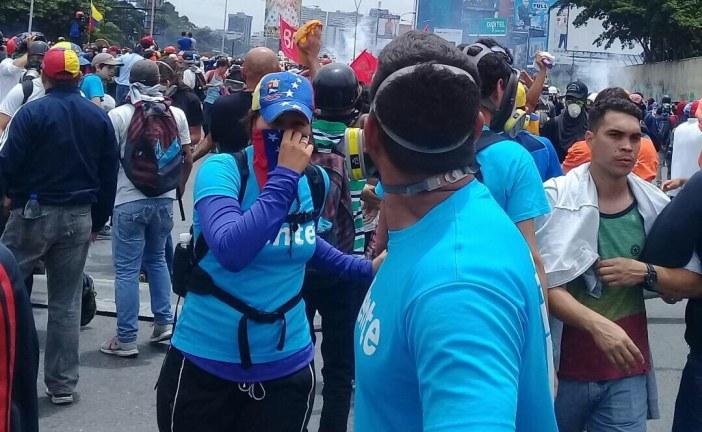 #EnAudio En Venezuela el pueblo no se cansa, el régimen si: Javier Chirinos