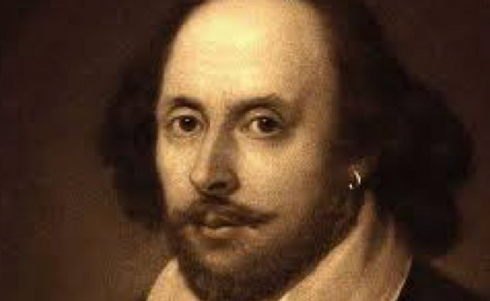 #Violetaenlahistoria: Un día como hoy falleció William Shakespeare