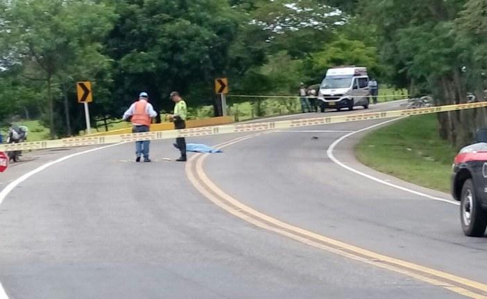 Accidente fatal en El Raizal