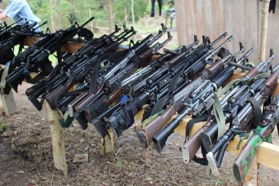 #EnAudio Después de la entrega de armas de las Farc, ésta conformara su Partido Político: Navarro Wolf, Senador