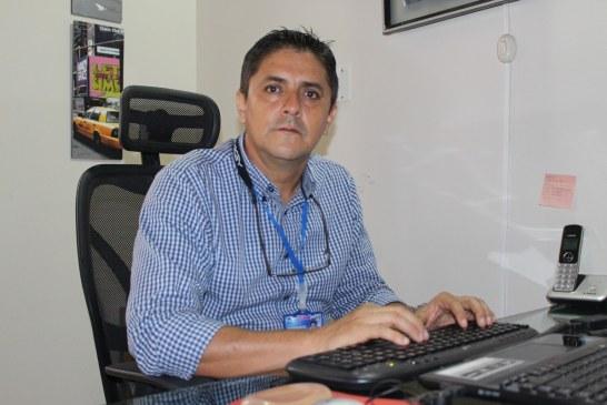 #EnAudio Presenté proyectos para consecución de recursos pero depende de OCADs Municipal y Dptal. Gerente Idury.