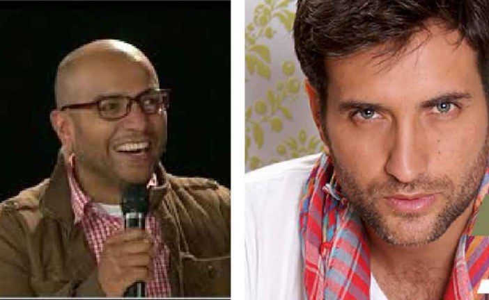#EnAudio Actores darán la batalla para que se apruebe su Ley. Hablan Ramses Ramos y Andrés Suárez