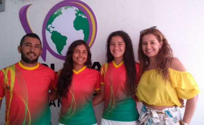 #EnAudio Indira  Mora, Sofía González, jugadoras semifinalistas en el Torneo Nacional Interligas de Pereira
