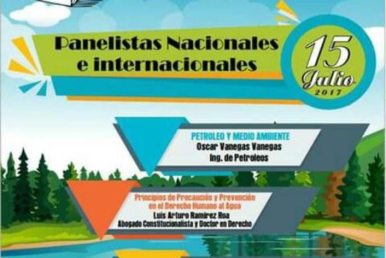 Foro departamental recurso hídrico y medio ambiente se realiza el sábado en Yopal