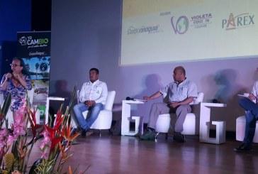 Líderes ambientales de sectores productivos de Casanare preocupados por cambio climático