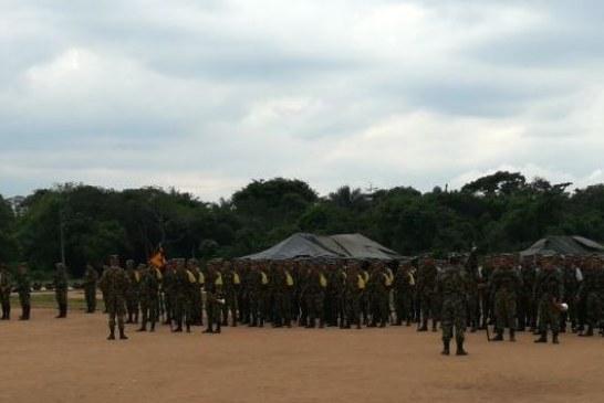 Ejército Nacional invita a ceremonia de conmemoración de sus 198 años
