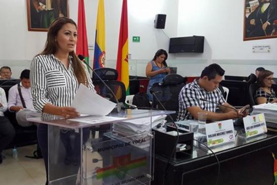 #EnAudio Se le advirtió a la gerente de EICE CEIBA que es ella quien debe responder ante las autoridades: Heyder Silva, Concejal.
