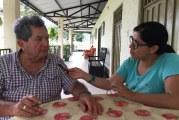 La visita, Ali de J Dalel Barón