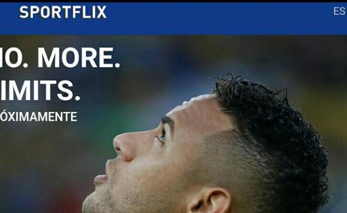 """Sportflix, la plataforma para los """"amantes de los deportes"""""""