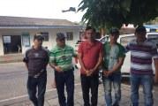 En flagrancia capturados presuntos extorsionistas del ELN en Yopal