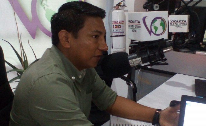 #EnAudio A cuidar la vía, Trinidad sacara 156 mil T. de arroz en el 2017, a través de 8912 viajes: Milber Pérez, Alcalde.