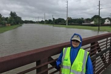 #EnAudio Este huracán es más grande que Katrina: Eva Janeth Ochoa