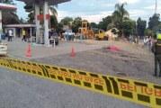 En explosión en EDS de Pore fallecieron dos personas y una resultó herida