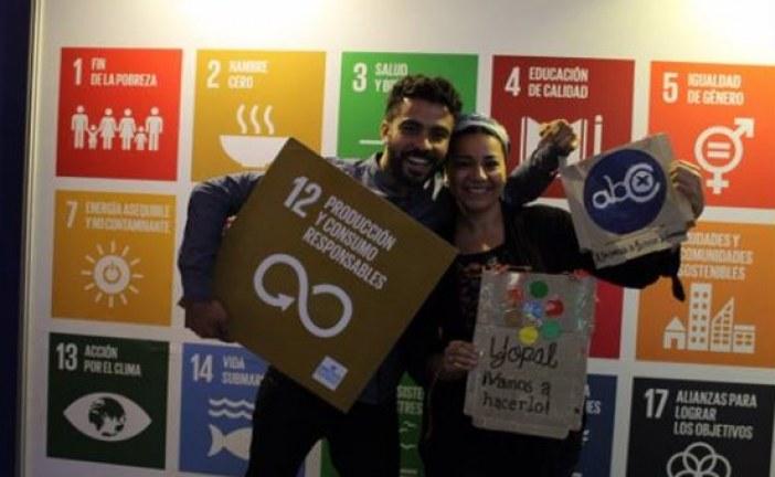 """#EnAudio Natalia Roa de ABC nos cuenta sobre el reconocimiento de #ElTrueco en los premios """"Latinoamerica Verde"""""""