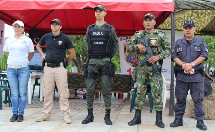 Secretaría de Gobierno entregó balance de intervención institucional realizada en Paz de Ariporo