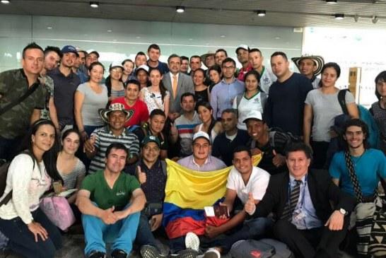 Al oriente del planeta viajó delegación de jóvenes casanareños, buscando fortalecer sus capacidades en tecnologías agrícolas.