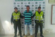 En Curumaní Cesar, capturaron a homicida de Yopal