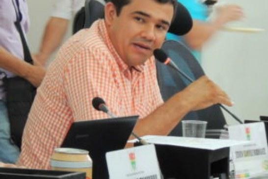 #EnAudio Edwin Ramirez ponente del py de vigencias futuras