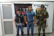 Empleado de la alcaldía de Yopal fue capturado cuando cobraba una extorsión