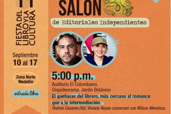 #EnAudio Librera casanare a protagonista en Feria del Libro de Medellín