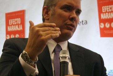 Candidato presidencial del Centro Democrático estará en Casanare mañana martes.