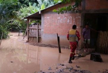 Desbordamiento río Ariporo afecta varias veredas en Paz de Ariporo