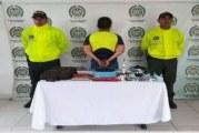 Cayó redomado ladrón de celulares en Aguazul