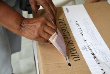 Hoy se reúne el Comité de Garantías Electorales.