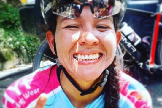 #EnAudio Lorena Vargas Villamil, ciclista casanareña que participa en el EPM de Pista