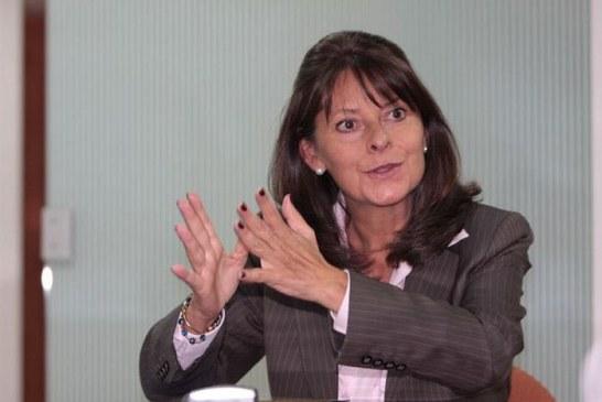 #EnAudio Voy hasta final de la campaña presidencial: Martha Lucía Ramírez