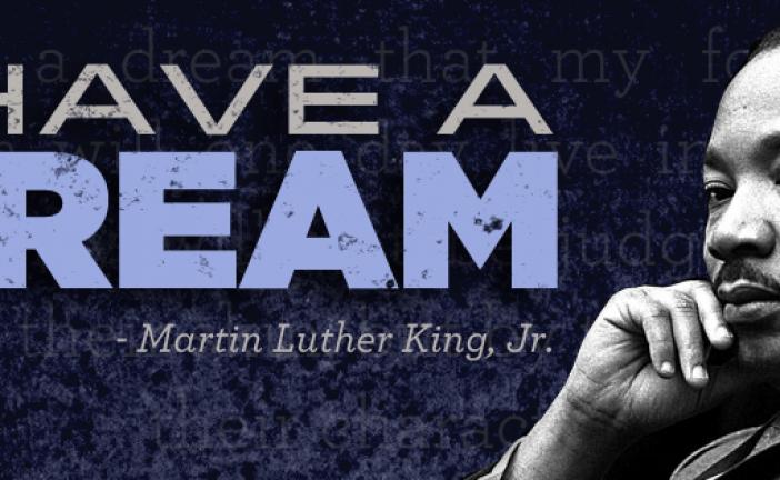 """Si """"Martir"""" Luther King viviera en Yopal nos invitaría a votar."""