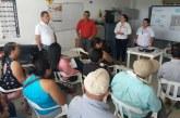 En Barranca de Upía, Meta, dieron capacitación a los integrantes de la Mesa de Participación de víctimas