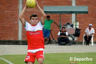 #EnAudio Jugador de Cearc FC se entrena con Fortaleza de Bogotá