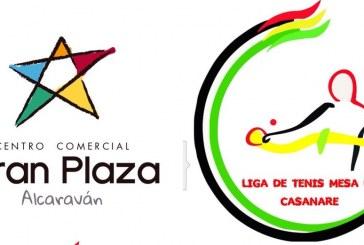 #EnAudio Este domingo, Campeonato Departamental de Tenis de Mesa en Gran Plaza Alcaraván