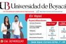 Universidad de boyacá, con acreditación institucional internacional ofrece alternativas pioneras y únicas en la región y el oriente colombiano