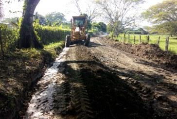 Trayecto La Calceta a La Manga quedó en buen estado gracias a la Gobernación