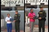 Policía de Hato Corozal recuperó elementos que habían sido hurtados de dos escuelas rurales