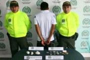 Capturan en Trinidad a quien distribuía droga pero tenía antecedentes hasta por extorsión y violación sexual