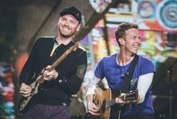 Coldplay Tocó uno de los éxitos de Soda Estéreo.