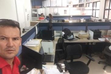 #EnAudio Concejal encontró la oficina de planeación de Yopal vacía, en pleno horario laboral.