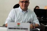 #EnAudio Concejal Rodrigo Pérez da su versión sobre los recursos para canasta educativa
