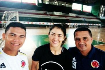 #EnAudio Liseth Camacho, jugadora casanareña en la Selección Colombia de Futsal